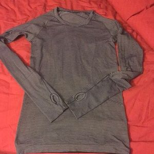 Lululemon run swiftly long sleeve top